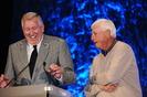 Bill Hosket introduces Bob Knight